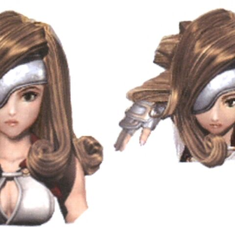 Concept CG render of Beatrix.