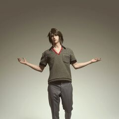 Noel modelling a new outfit from the <a href=