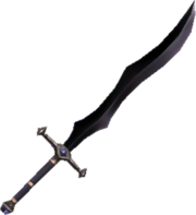 FFXI Great Sword 4D