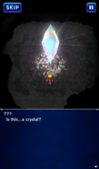 FFBE Rain and the Crystal