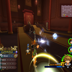 <i>Kingdom Hearts II</i>.