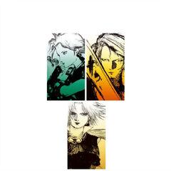 25th Memorial Ultimania Volume 2 cover.