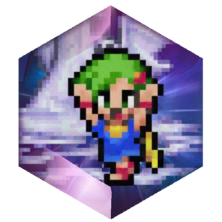 Rydia OR's Phantom Stone (Rank 4).