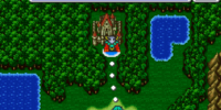 List of Final Fantasy All the Bravest locations