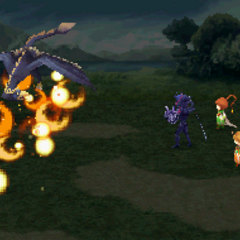 Pyroblast <i>Final Fantasy IV</i> (DS).