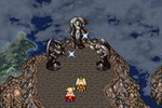 FFVI PC Warring Triad Statues