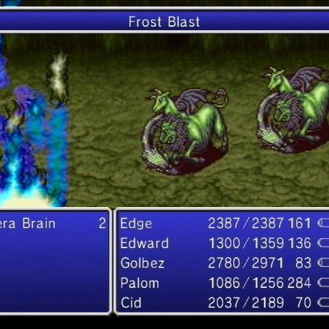 Frost Blast (Wii).