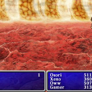 Mind Blast in the PSP version.