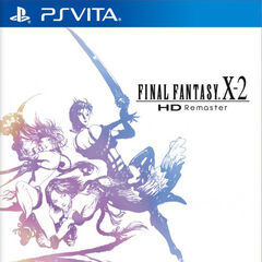 PS Vita Japanese <i>Final Fantasy X-2</i>.