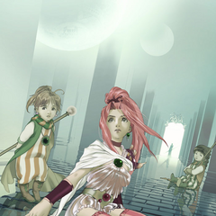 Promotional artwork of Porom's Tale.