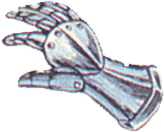 Bronze Gloves FFII Art