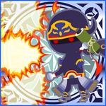 FFAB Throw (Flame Scroll) - Shadow Legend SSR+