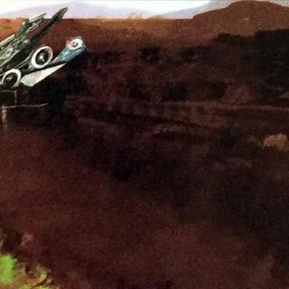 Airship Crashsite.