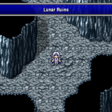 Lunar Ruins (PSP).