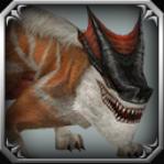 DFFOO Alpha Wolf Icon