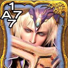 Warrior of Light from <i>Final Fantasy Origins</i>