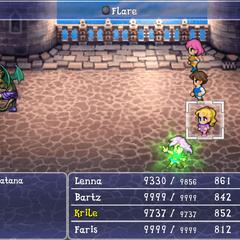<i>Final Fantasy V</i> (iOS/Android).