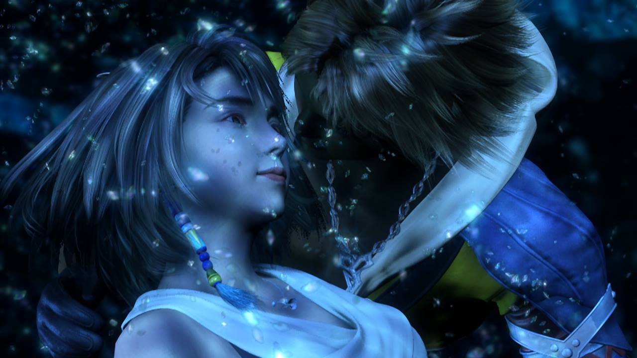 tidus and yuna relationship memes