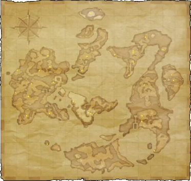 FFD World Map
