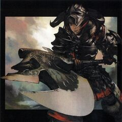 Warrior promotional artwork.
