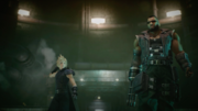 VII Remake Cloud and Barret