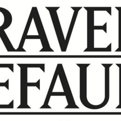 <i>Bravely Default</i> - English logo.