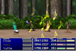 FFVII Frog Song