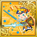 FFAB Sword Thrust - Warrior of Light SR