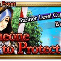 Someone to Protect's global event banner.
