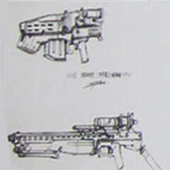 Concepts of other sidearms.