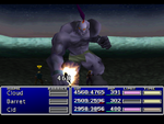 FFVII Moon Wars