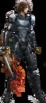 Noel Kreiss - N7 Armor