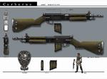 WRO Rifle Artwork