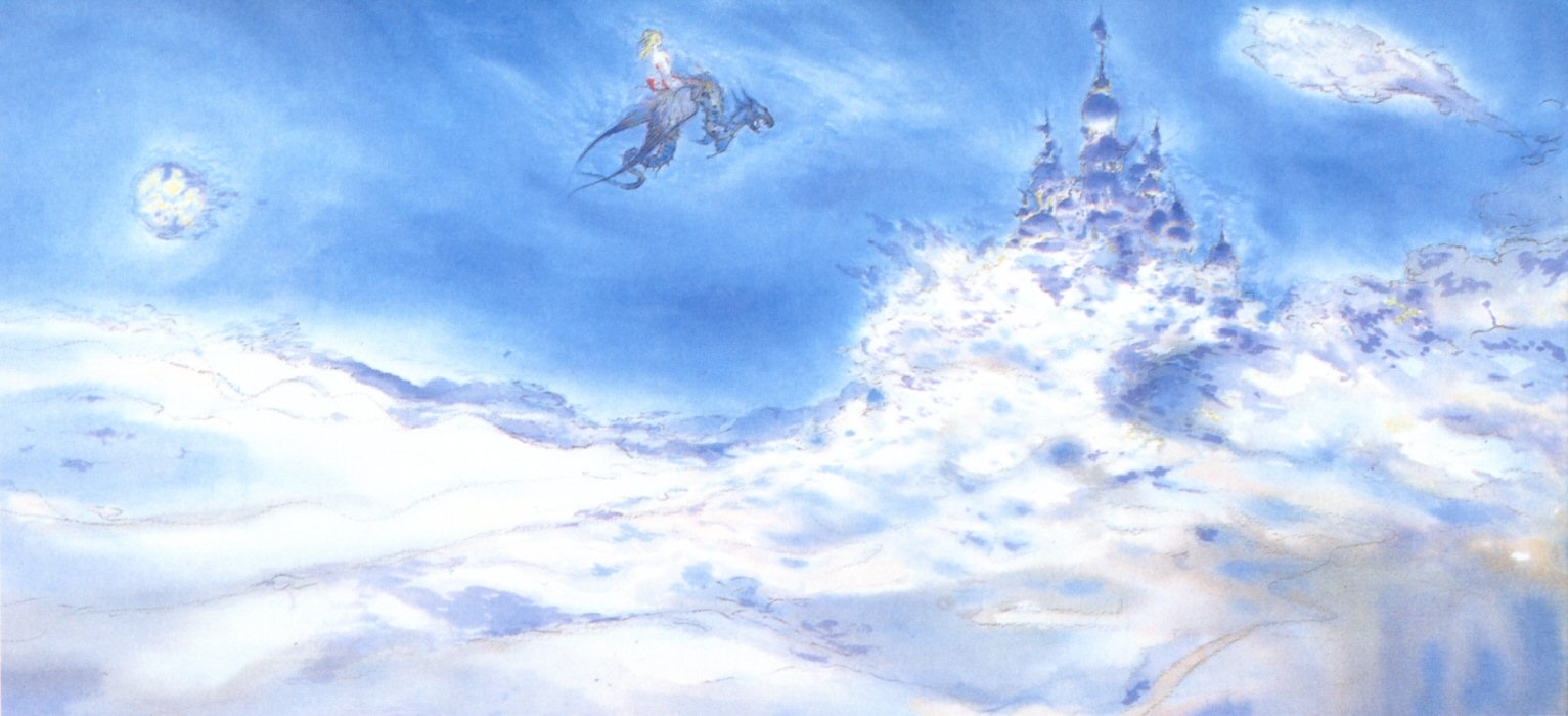 Final Fantasy x Artwork Promotional Artwork From Final