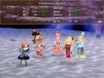 FFIV TAY iOS - Ursula's Level Up Pose