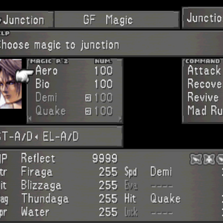 Junction Magic option.