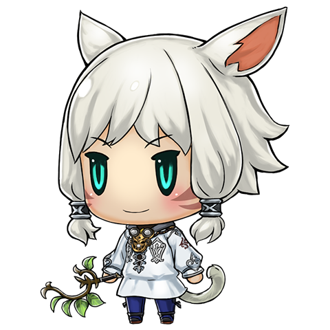 Y'shtola's illustration.