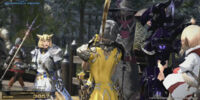 Final Fantasy XIV: A Realm Reborn Official Benchmark (Character Creation)