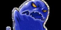 Blue Flan