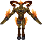 Ifrit Crisis Core Model