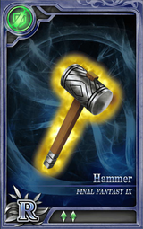FF9 Hammer R Artniks