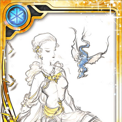 Lenna as a Rank SR+ card.