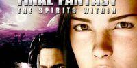 Final Fantasy: The Spirits Within merchandise