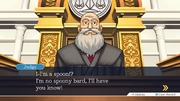 Ace Attorney Trials and Tribulations - Spoony Bard