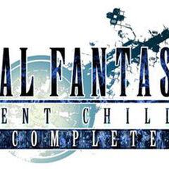 <i>Advent Children Complete</i> logo.