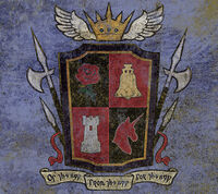 Ishgard Crest