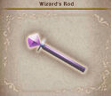 Bravely Default Wizard's Rod