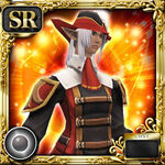 Square Enix Legend World - Red Mage (FFXI) SR