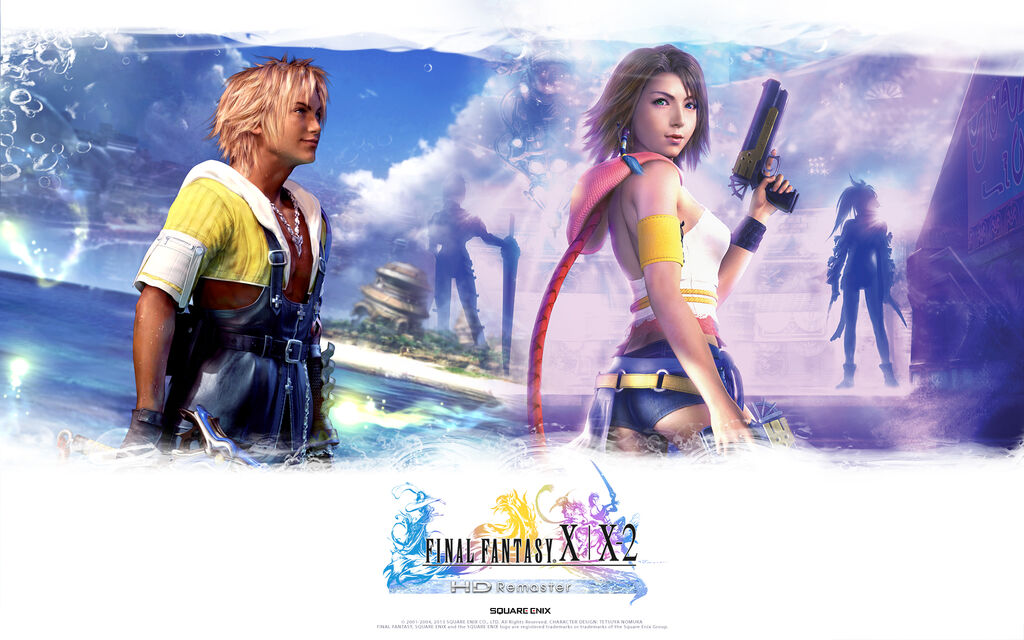 final fantasy x free  for pc