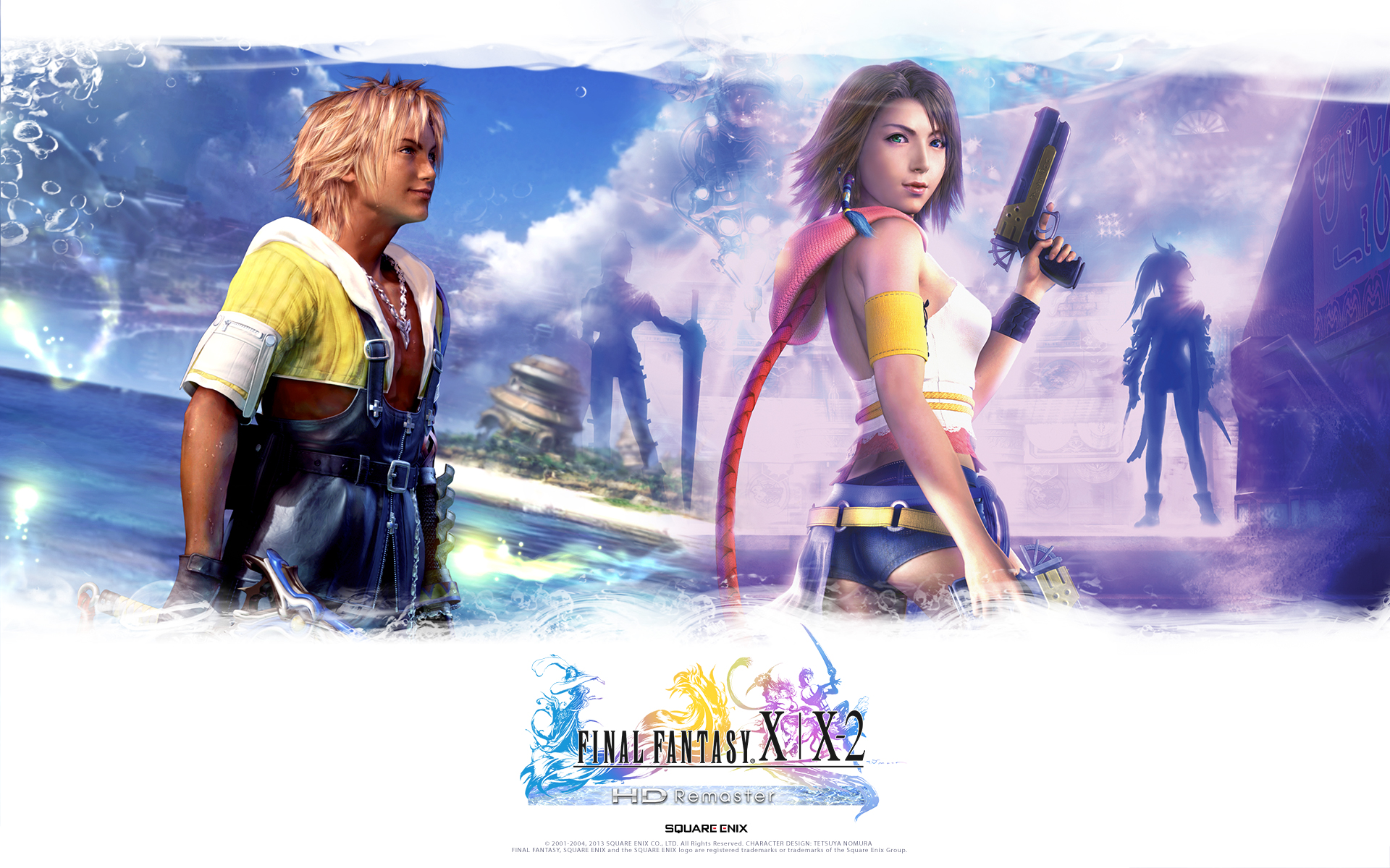 Ffx Wallpaper Hd